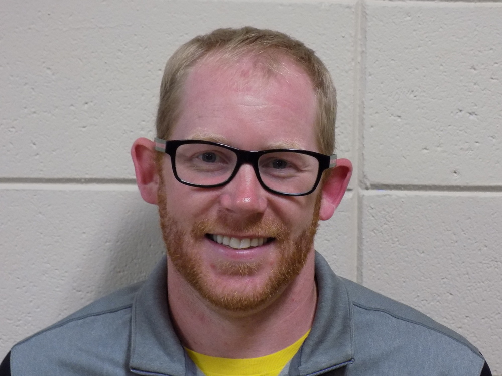 New Staff Spotlight: Derrick Stroh