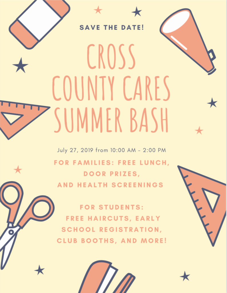 Cross County Cares Flyer 1
