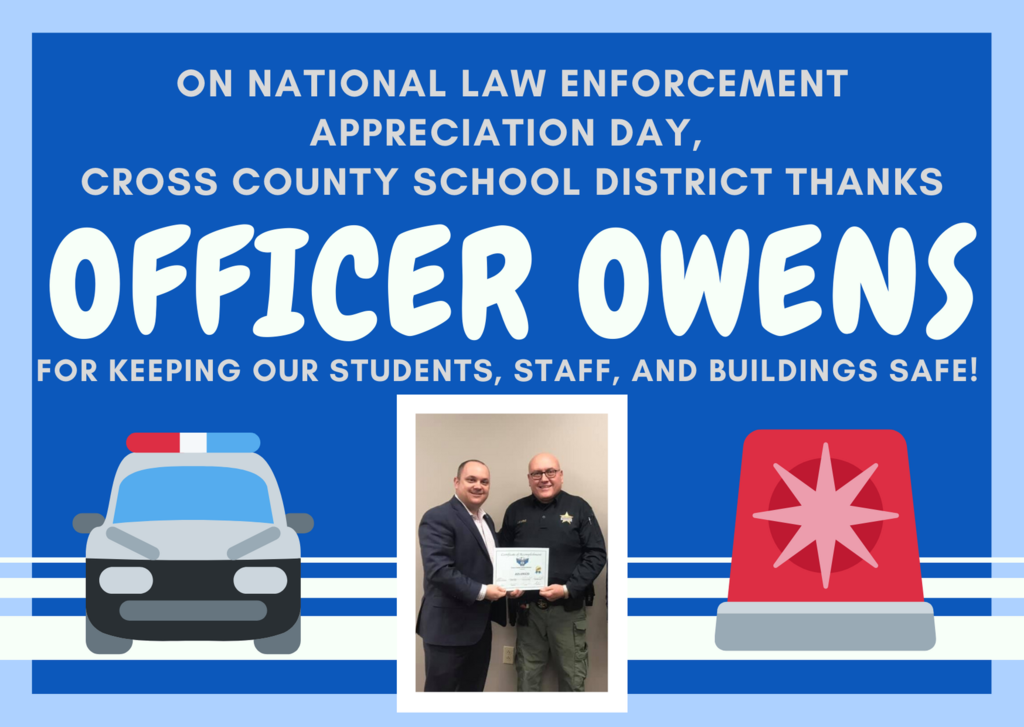 Officer Owens LEAP